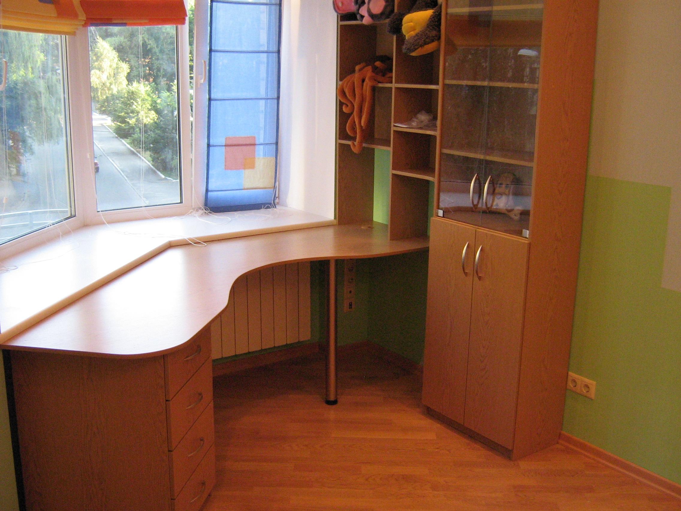 Заказать мебель по индивидуальным размерам для балкона. - пл.