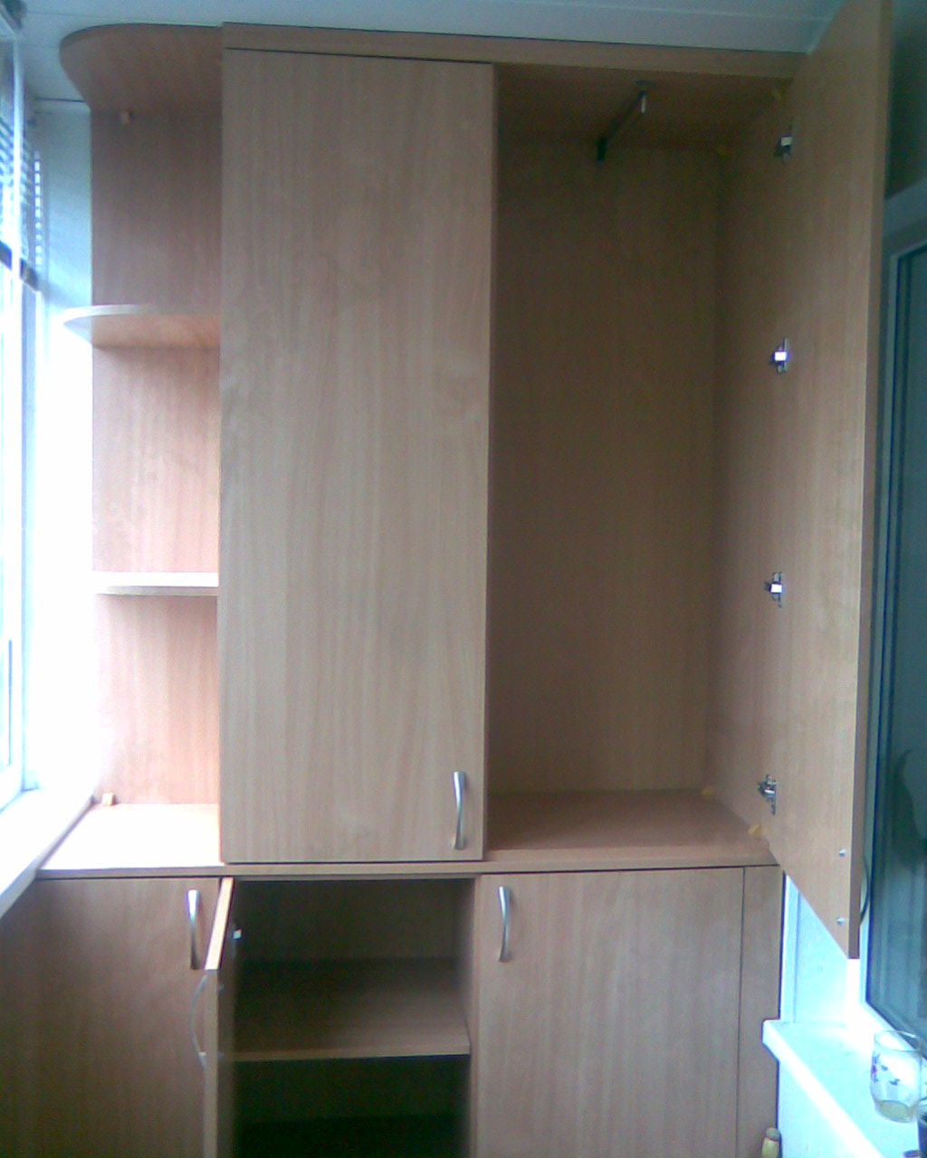 Мебель на балкон на заказ..